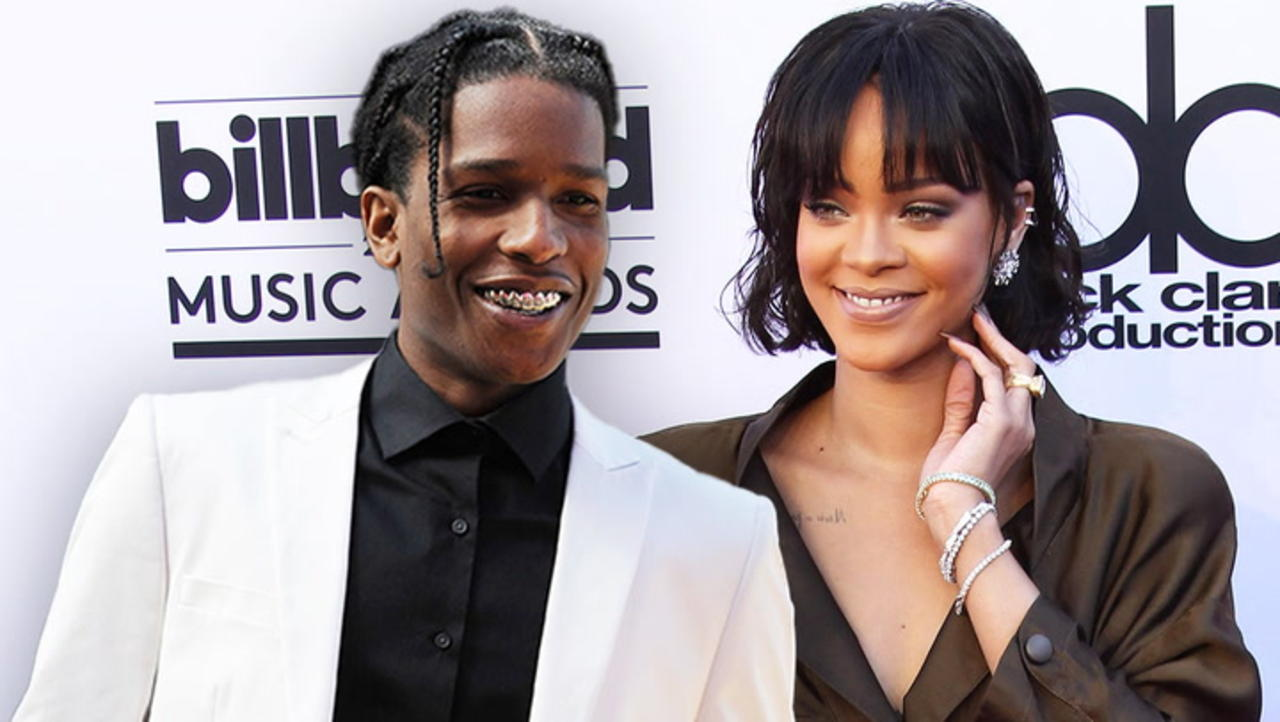 Rihanna Reveals A$AP Rocky Dating Advice