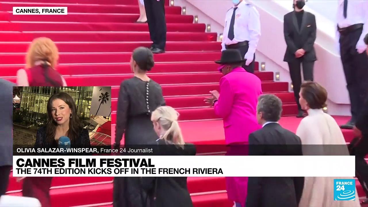 Glamour, politics and a geeky movie as Cannes film fest returns