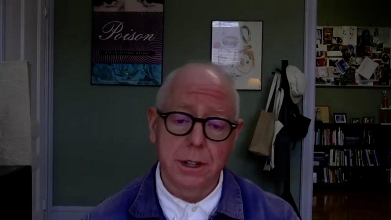 """JAMES SCHAMUS (SOMOS Creator): """"Women are the core of our story"""""""