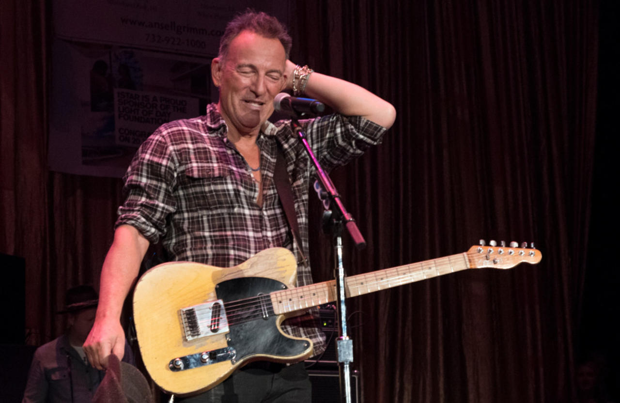 Bruce Springsteen's daughter set to compete in Olympics