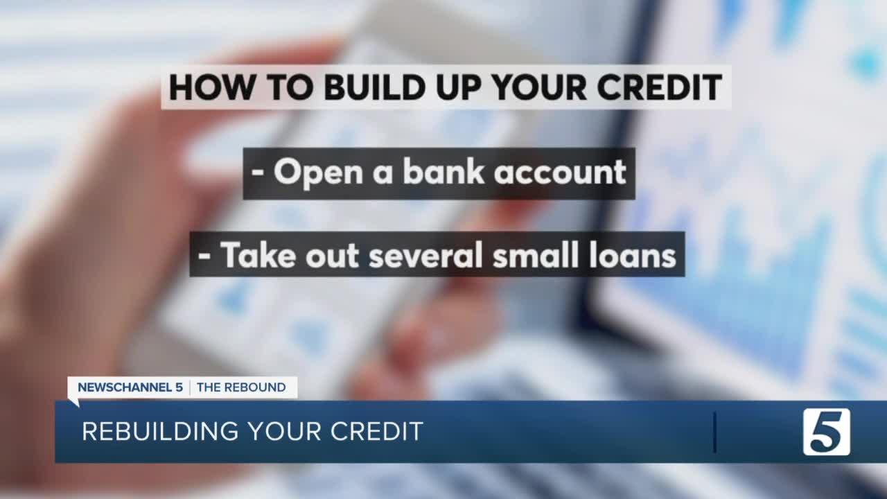 Consumer Reports: Tips to rebuild your credit