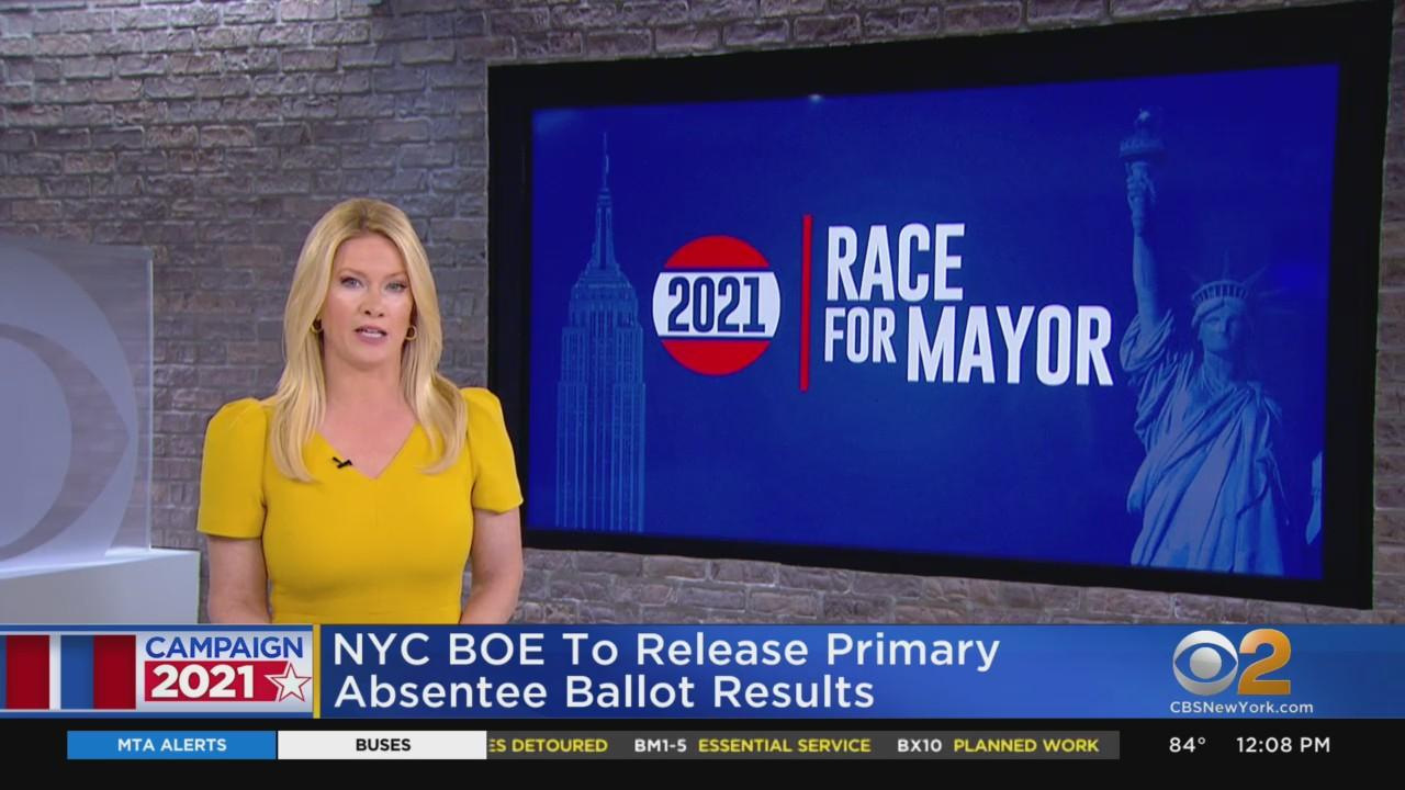 NYC BOE Expected To Share Election Results