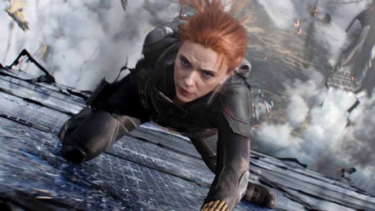 'Black Widow' finally gets her own movie
