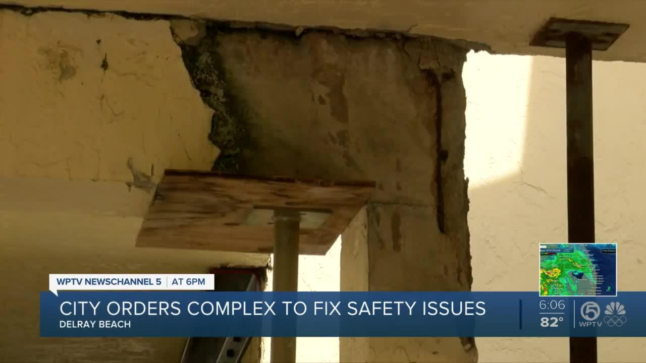 Delray Beach steps in after critical safety issues at condo