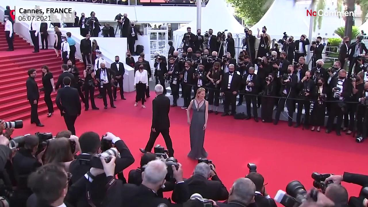 Jury, crews arrive on the red carpet as Cannes Film Festival opens