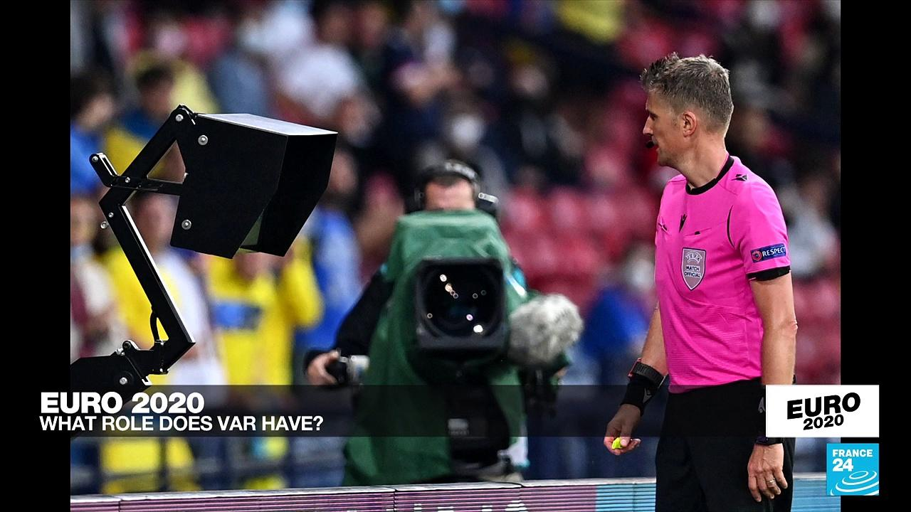 Euro 2021: What role does VAR have?