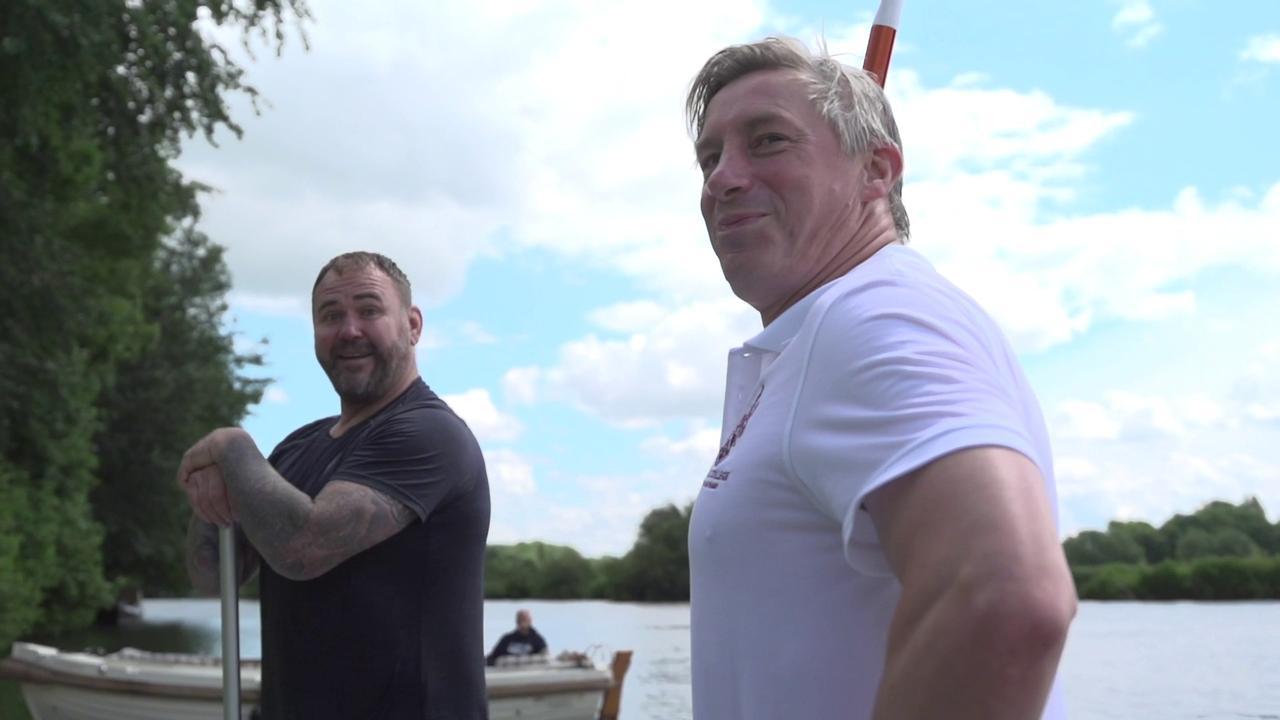 Fan Van Ep 2. - Tyrone on the Thames
