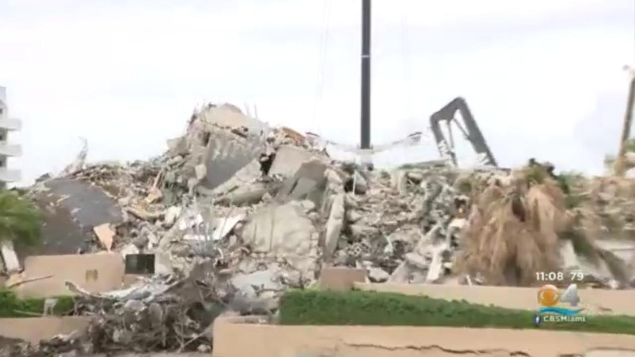 Bodies Of 8 Condo Collapse Victims Recovered Tuesday, Driving Death Toll Up To 36