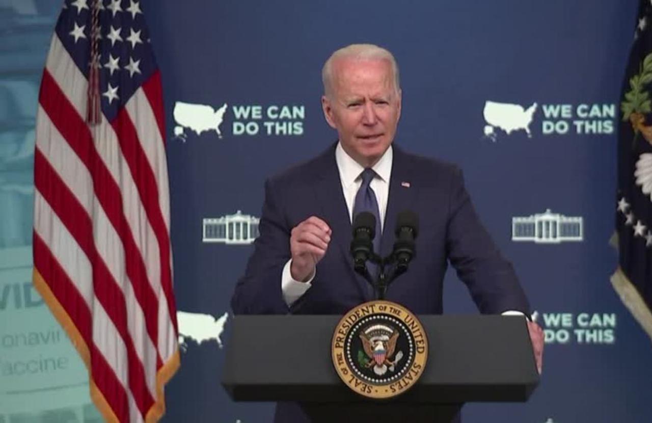 Biden warns Americans about Delta variant
