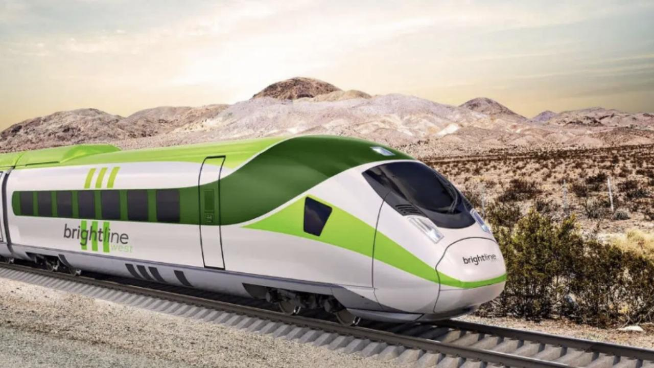 Brightline West purchases land for Las Vegas train station