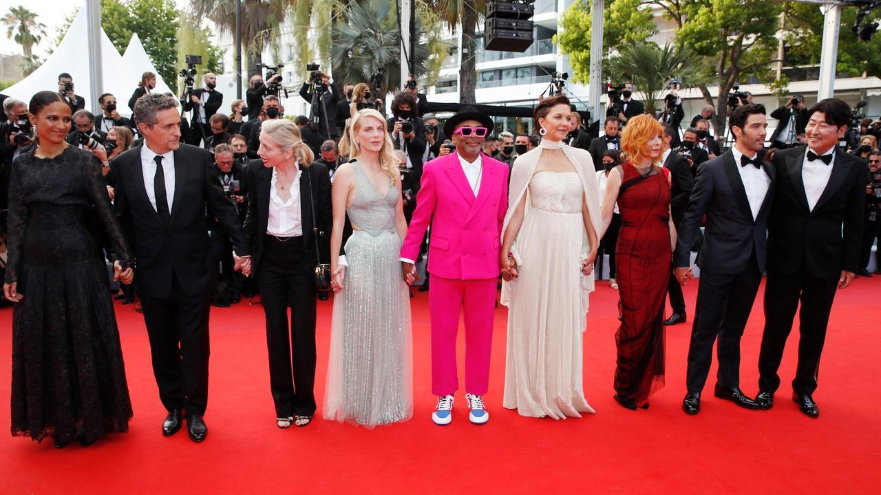 Cannes Film Festival returns after pandemic break