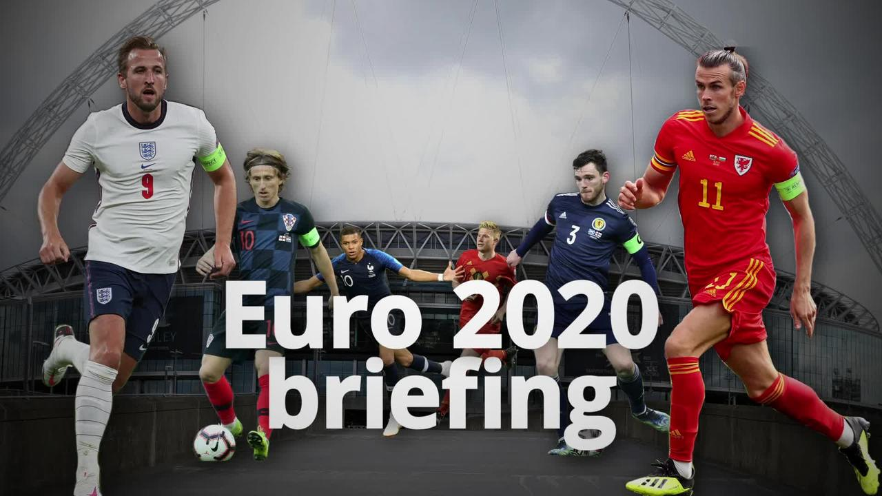 Euro 2020: England prepare to take on Denmark in semi-final clash