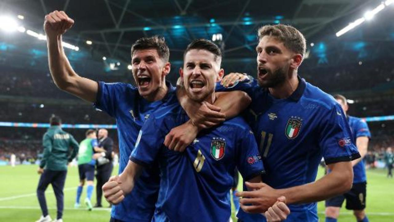 Italy defeat Spain on penalties to move onto the Euro 2020 final