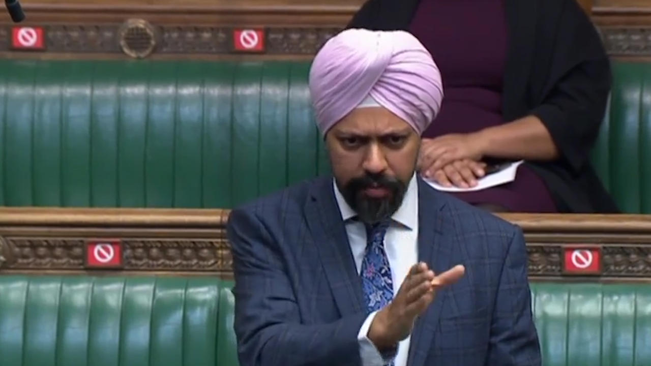 One rule for them': Labour MP launches astonishing attack on 'spineless, sycophantic Tory ministers'