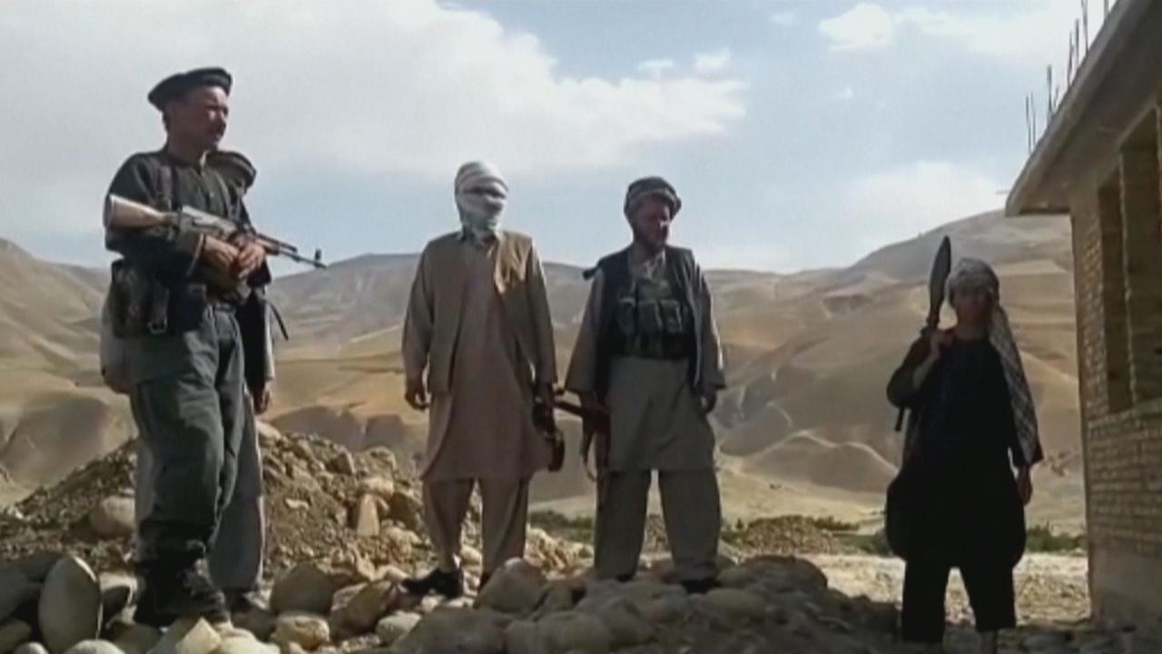 Taliban attacks capital of northwest Afghan province of Badghis