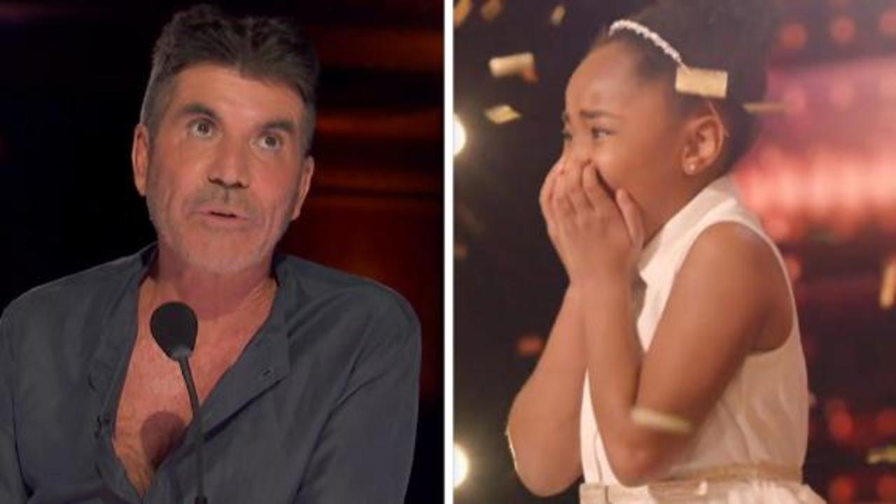 Simon Cowell rewrites 'AGT' rules for 9-year-old singer