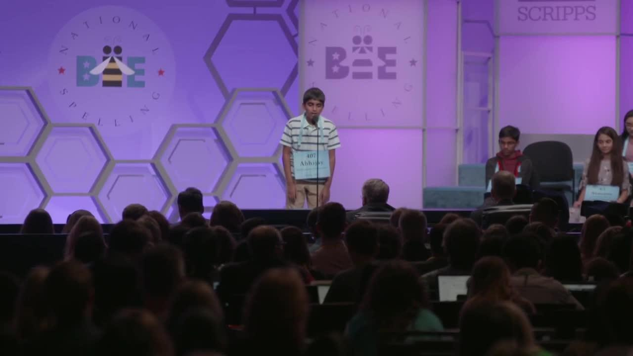 Preview of Scripps National Spelling Bee