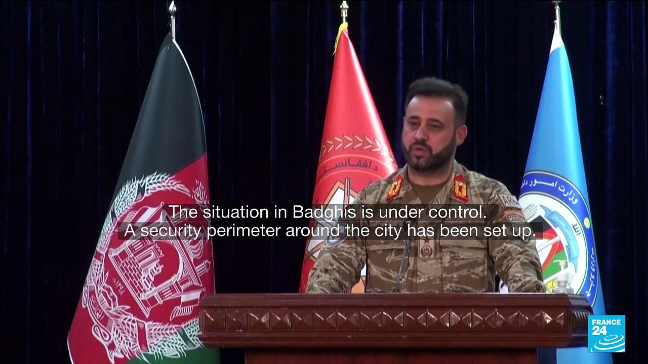Afghan forces retake provincial capital after Taliban incursion, said defence ministry