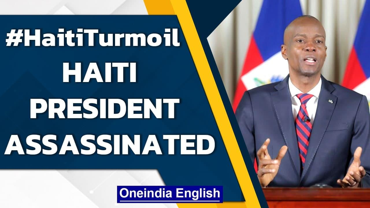 Haiti President assassinated: Why this threatens stability in the Carribean nation   Oneindia News