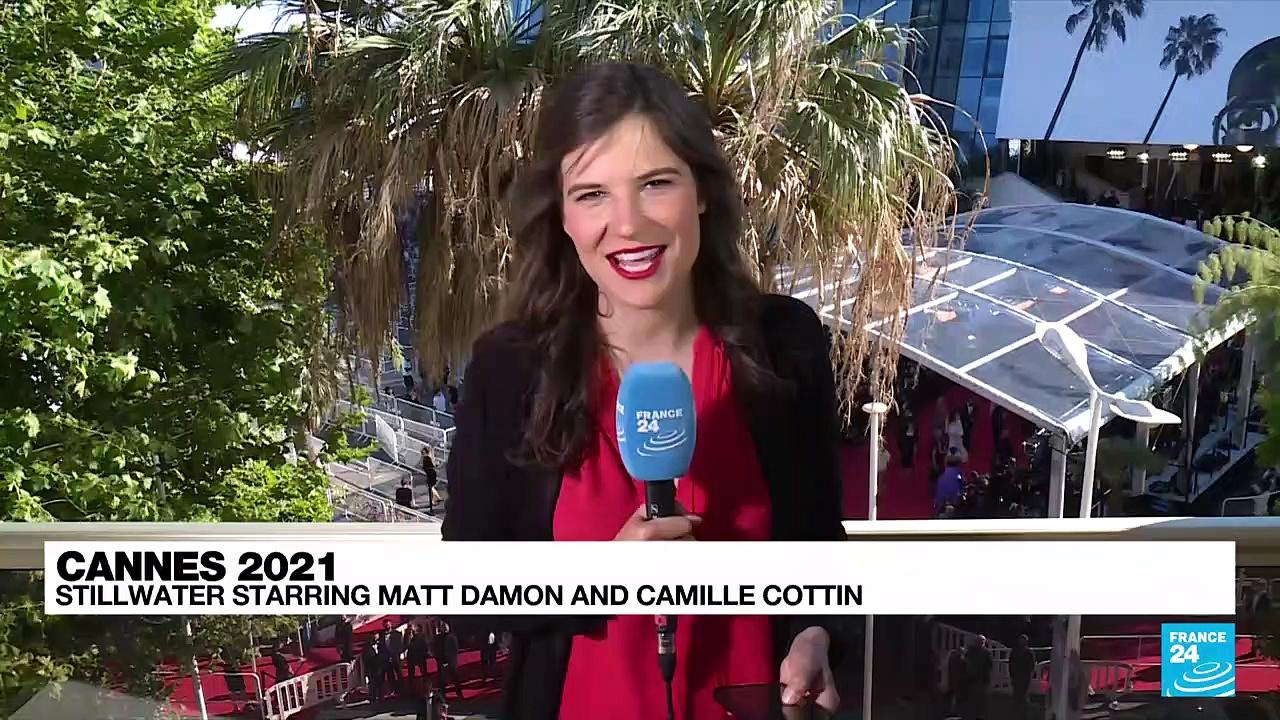 Stillwater's premieres at Cannes starring Matt Damon and Camille Cottin
