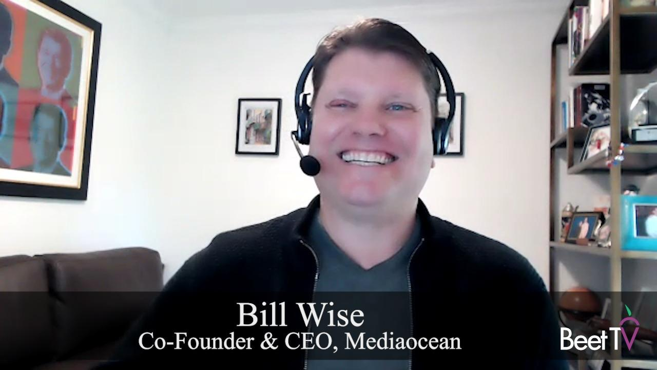 Adtech Companies See Strong Valuations Amid M&A Activity: Mediaocean's Bill Wise