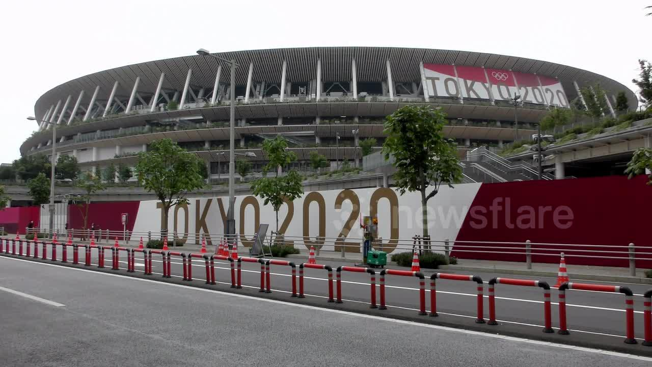 Tokyo Olympics to be staged behind closed doors as host city declares state of emergency