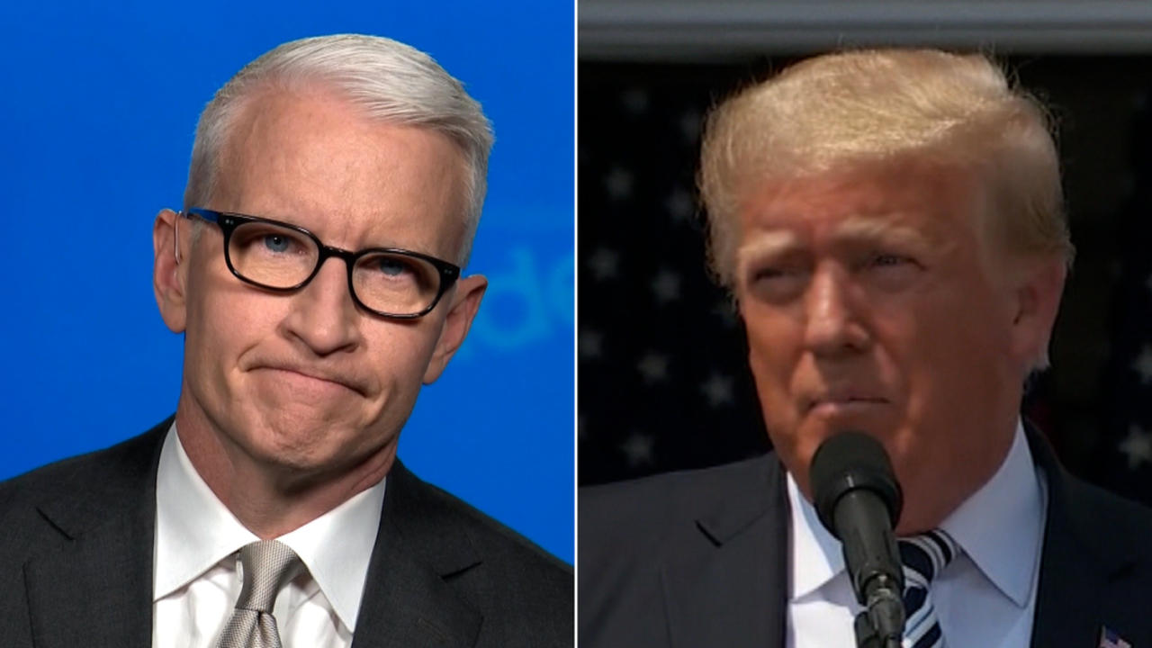 Cooper: Ignoring Trump, as tempting as it may be, isn't option