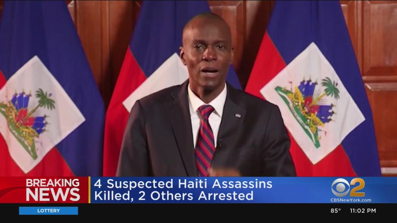 Haitian Americans In NYC Fear For Families After Assassination Of President