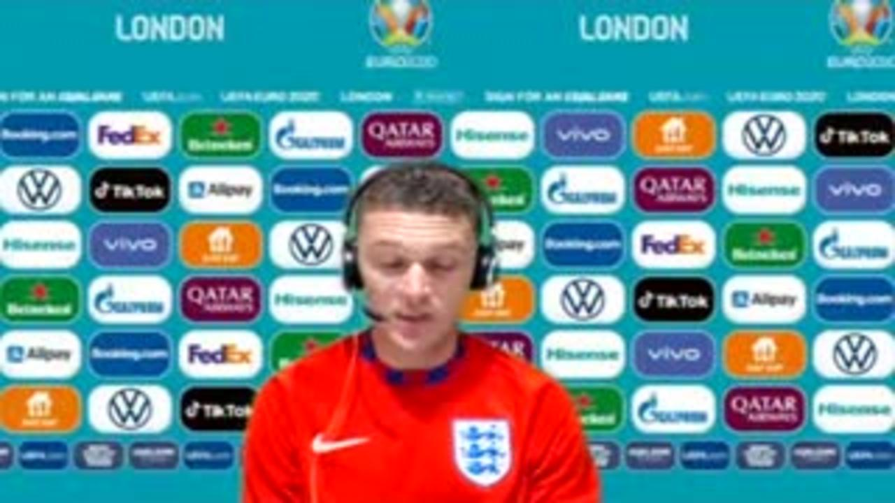 Trippier: England fans never stopped
