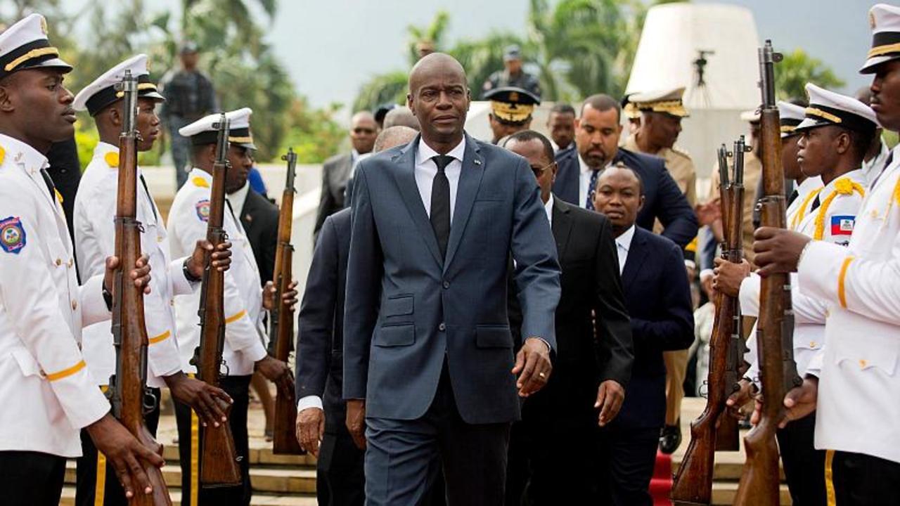Police kill four suspects in killing of Haiti President Jovenel Moïse