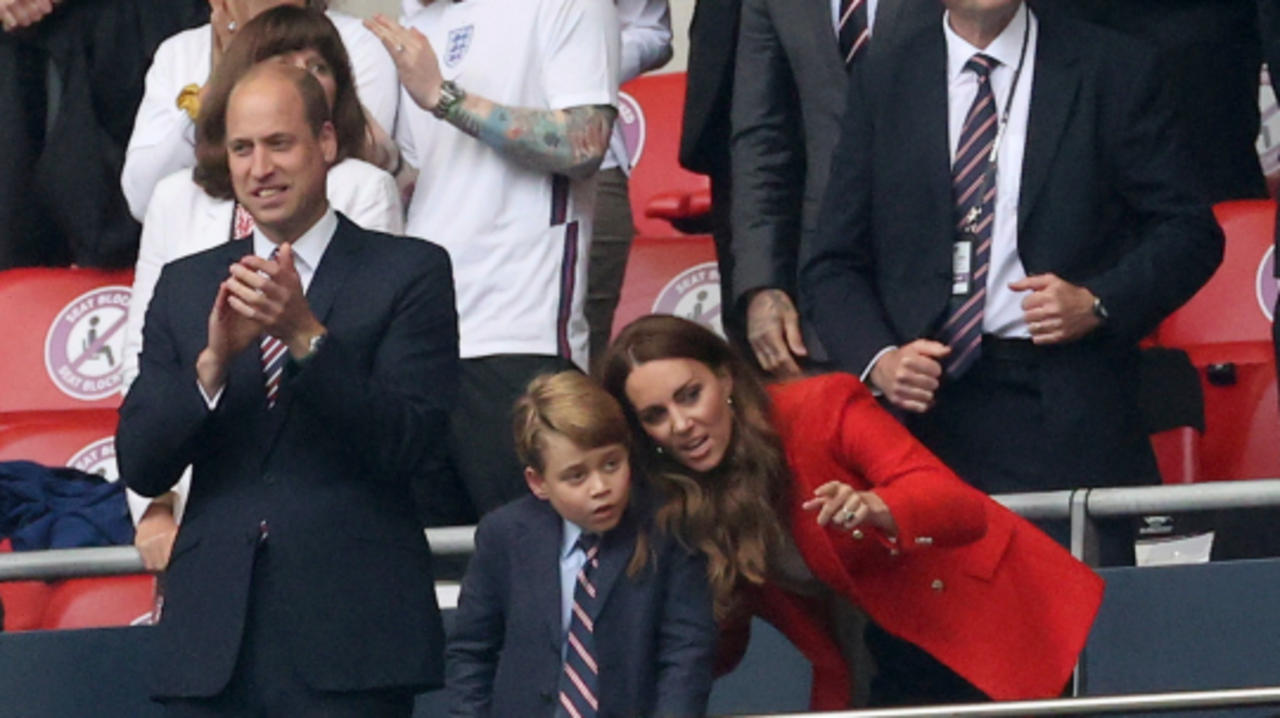 Prince George Missed This Football Match for a Relatable Reason