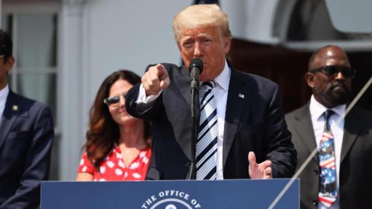 Keilar reviews Trump's long history of frivolous lawsuits