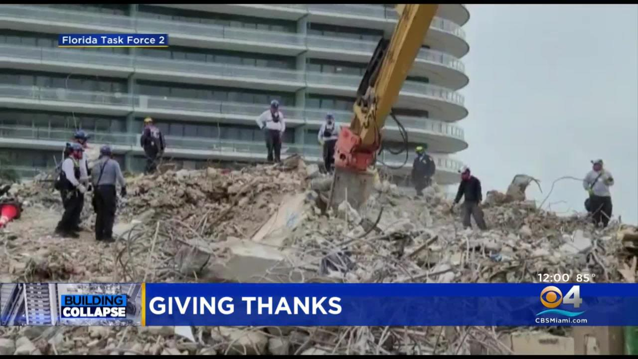 More Victims Found In Surfside Rubble