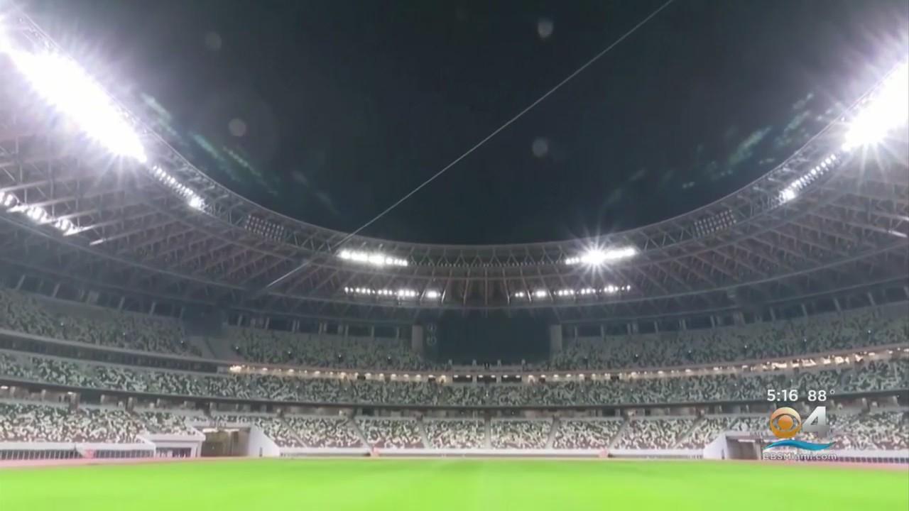 No Spectators At Tokyo Olympics