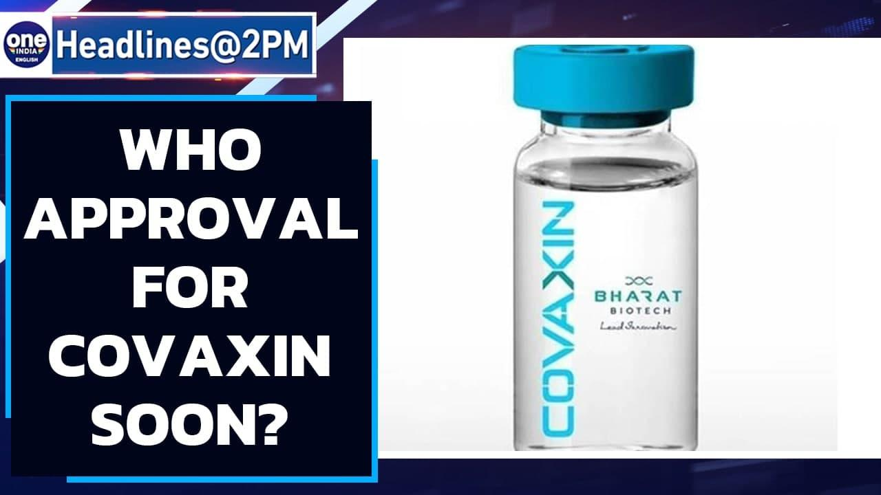 Covaxin approval: WHO chief scientist says Phase-3 data looks promising  Covid-19  Oneindia News