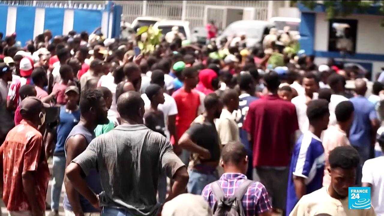 Haiti says 26 Colombians, two Haitian Americans among group that killed president