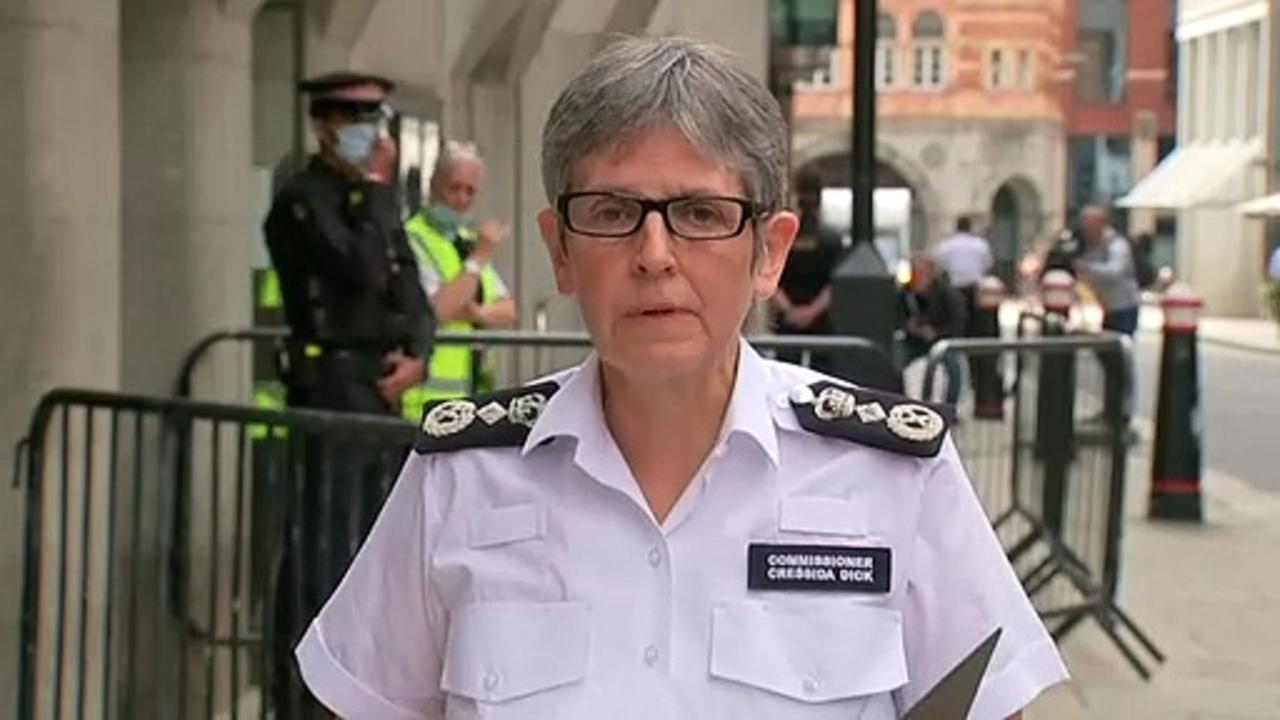 Cressida Dick says Met are 'sickened' by Couzens' crimes