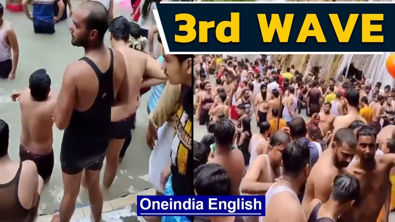 Hill Stations flooded with tourists | Crowd may Lead to a 3rd Wave | Manali Memes | Oneindia News