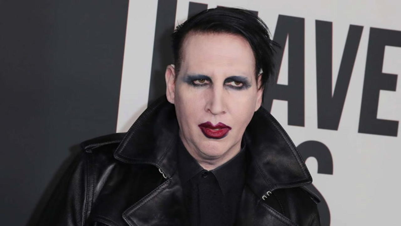 Marilyn Manson Turns Himself In on New Hampshire Warrant and Released Without Bail   THR News