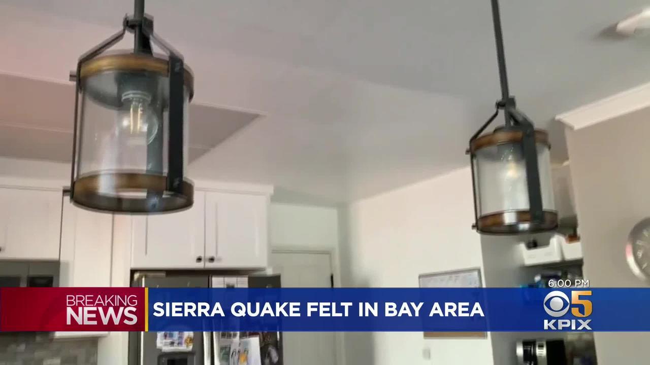 Magnitude 6 Earthquake, Numerous Aftershocks Strike Eastern Sierra