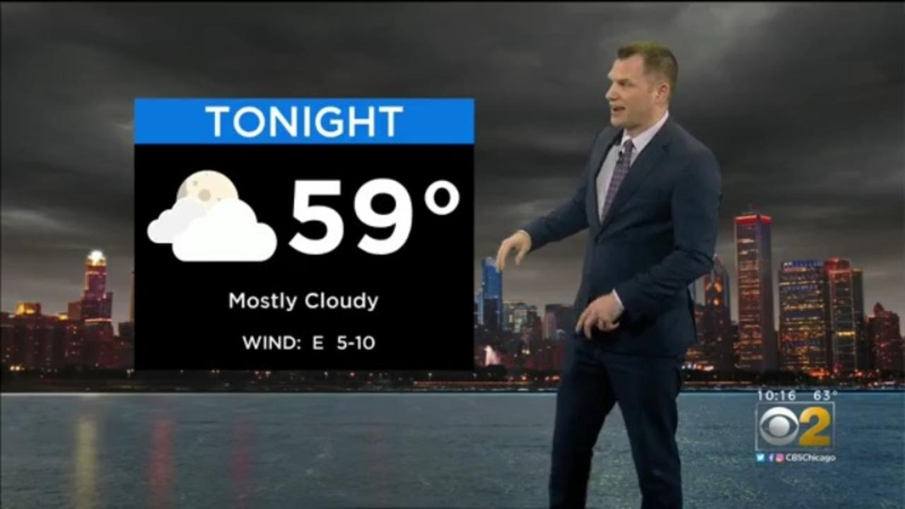 Chicago Weather: Cool Thursday Night