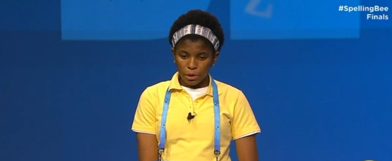 Zaila Avant-garde wins this year's Scripps National Spelling Bee