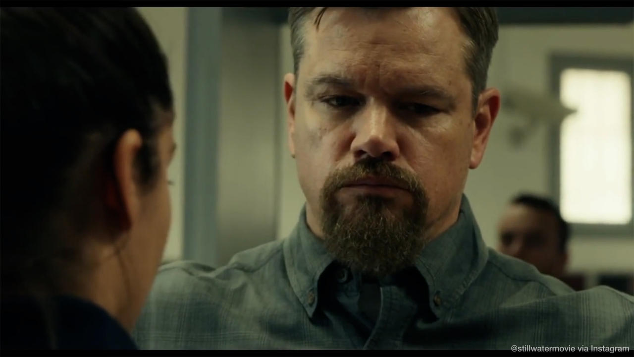 Matt Damon all emotional as Cannes salutes his new film