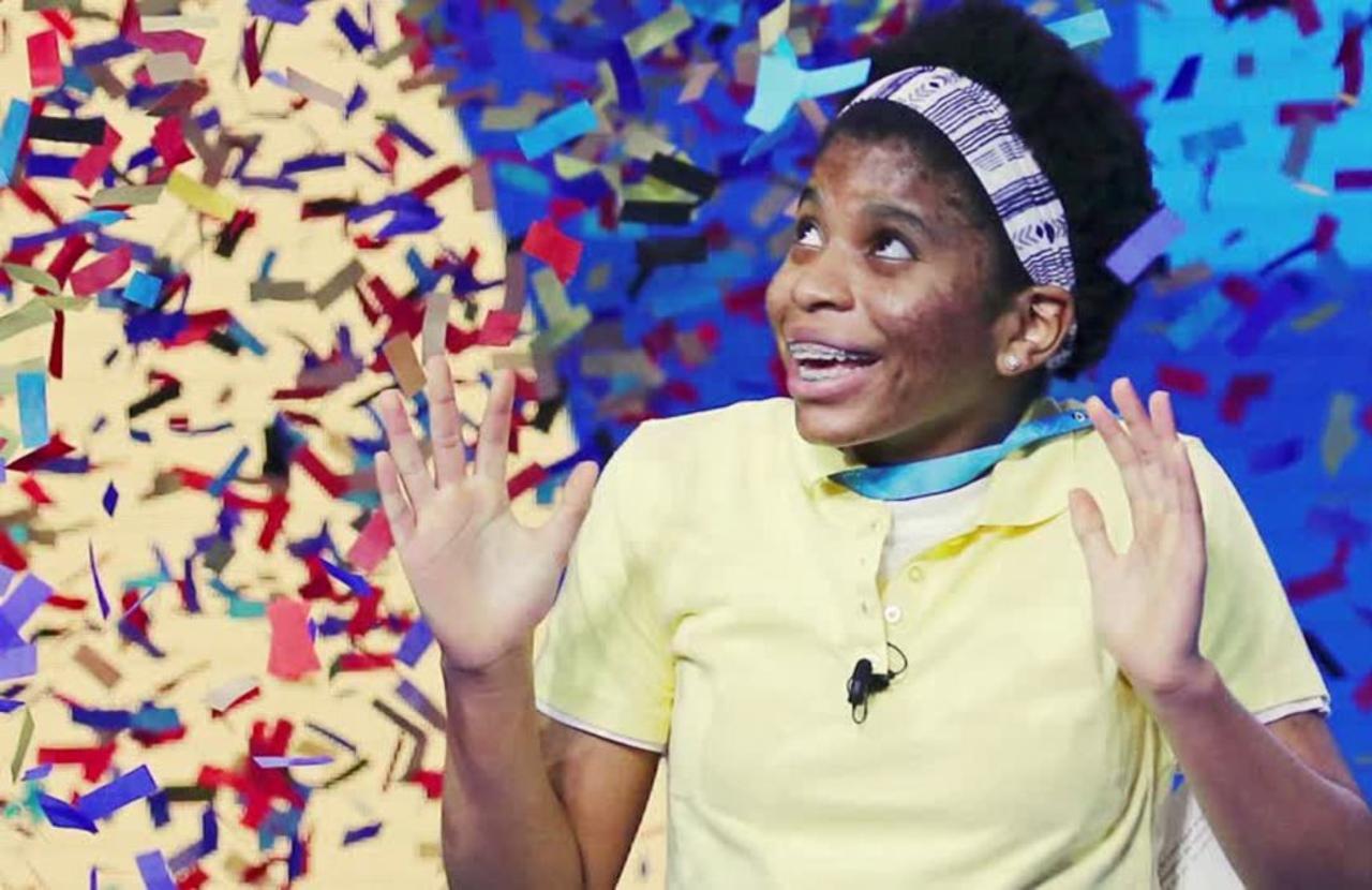 First African American wins U.S. spelling bee