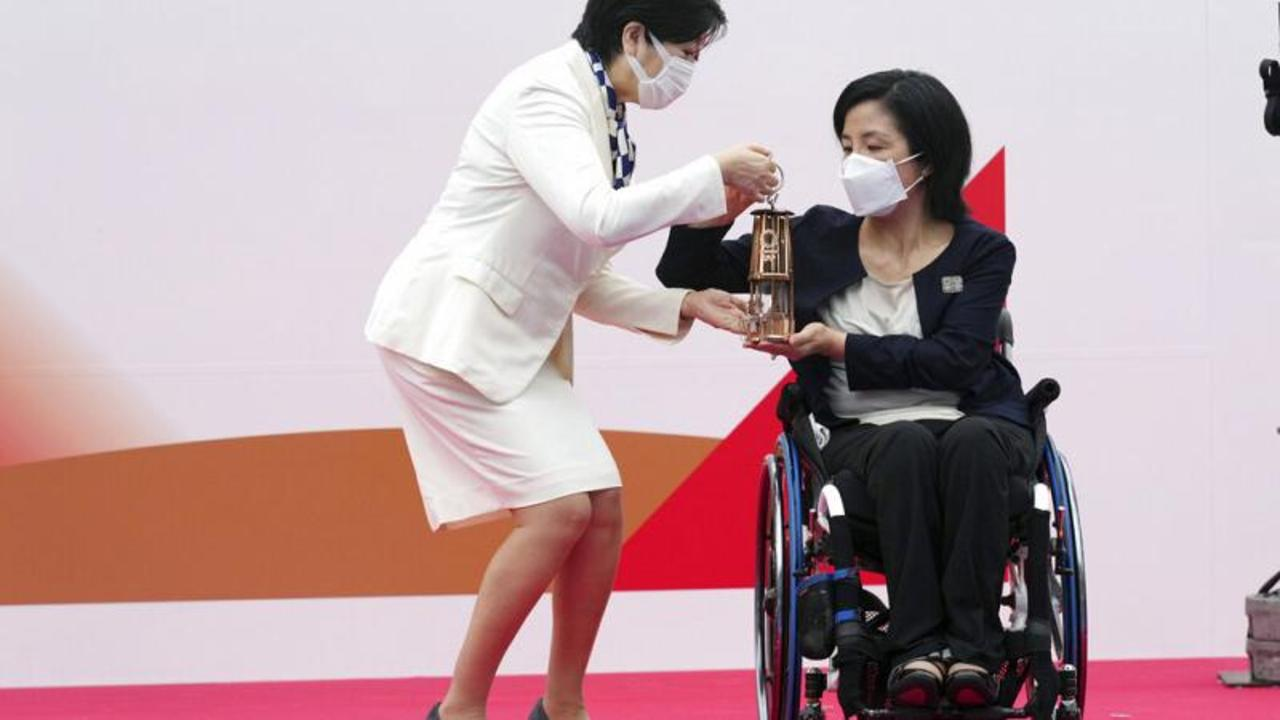 Olympic flame lighting ceremony marks countdown to 2020 Tokyo Games
