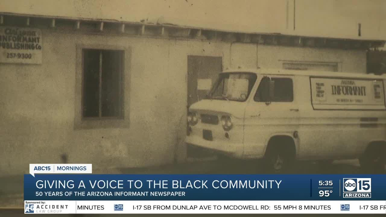 Arizona Informant: Giving a voice to the Black community