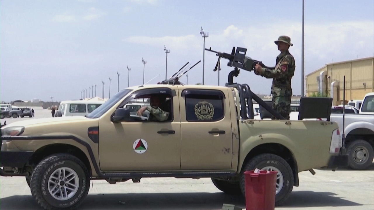 Concerns rise in Russia over Taliban's Afghan border control