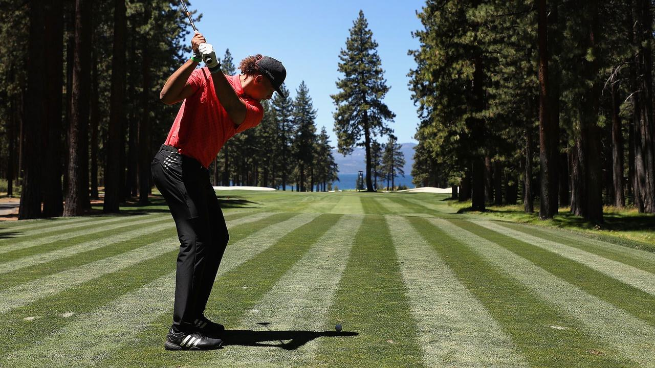Patrick Mahomes, Travis Kelce to tee off with Justin Timberlake in American Century Championship in Lake Tahoe