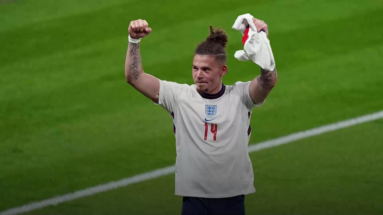 Kalvin Phillips' former school celebrates the 'Yorkshire Pirlo' ahead of Euro 2020 final