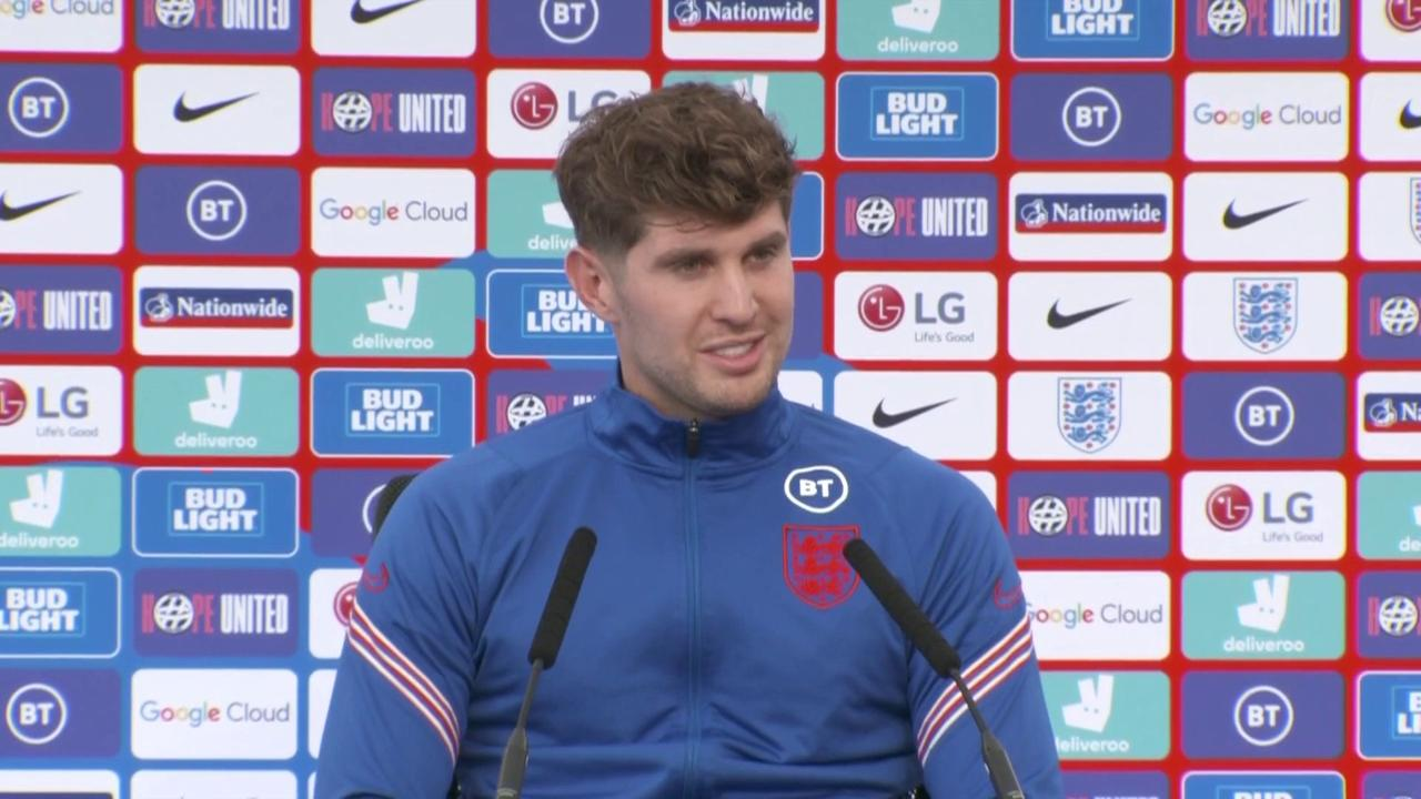 'England players want to do fans proud'